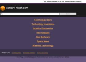 century-hitech.com