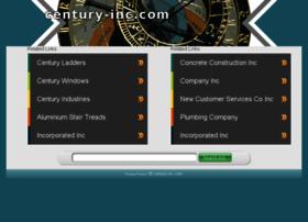 century-inc.com