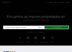 century21otero.com