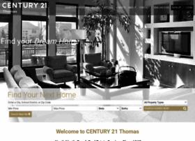 century21thomas.com