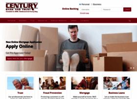 centurybankandtrust.com