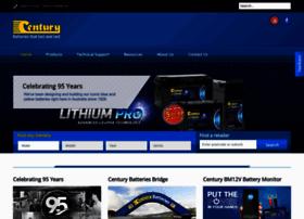 centurybatteries.com.au