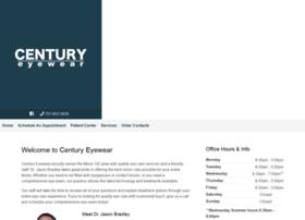 centuryeyewear.com