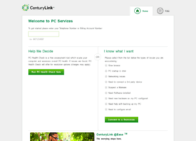 centurylinkrc.com