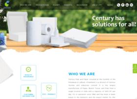 centurypaperindia.com