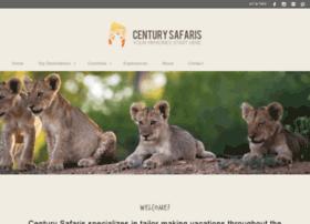 centurysafaris.com