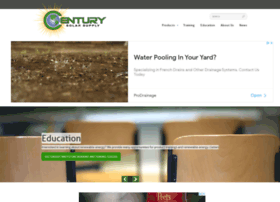 centurysolarsupply.com