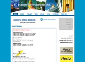 centurytravelcentre.com