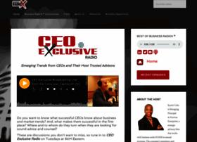 ceoexclusive.businessradiox.com