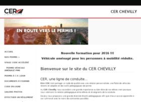 cer-chevilly.com