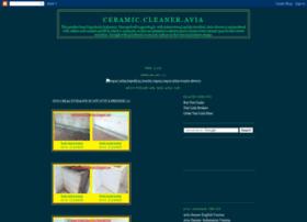 ceramiccleaneravia.blogspot.com