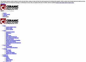 ceramicindustry.com