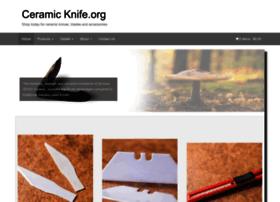 ceramicknife.org