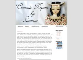 ceramicrepairbyluanne.com