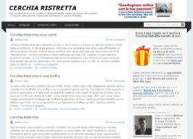 cerchiaristretta.tv