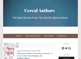 Cerealauthors.wordpress.com