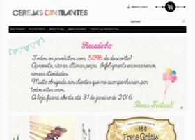 cerejascintilantes.com.br