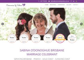 ceremoniesbysabina.com.au