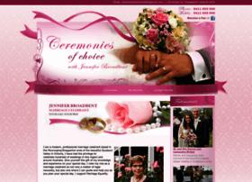 ceremoniesofchoice.com.au