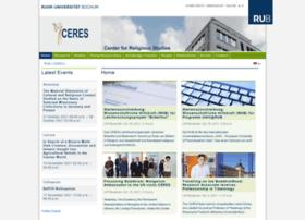 ceres.rub.de