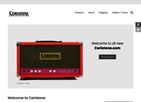 ceriatone.com
