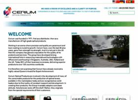 ceriumoptical.com