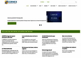 cernex.fr