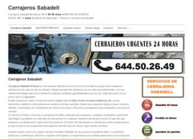 cerrajeros-sabadell.net