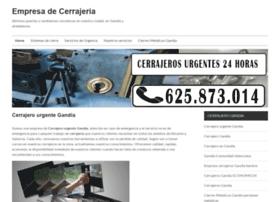 cerrajerosgandia.com