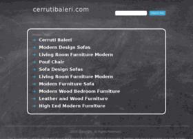 cerrutibaleri.com
