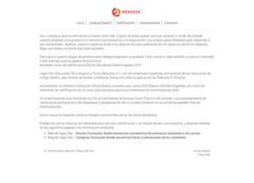 certificacionelastix.es