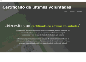 certificado-ultimas-voluntades.com