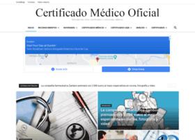 certificadomedico.org