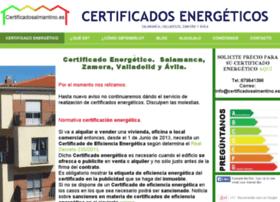 certificadosalmantino.es