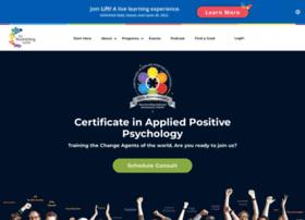 certificateinpositivepsychology.com