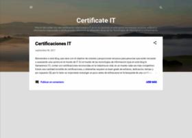 certificateit.com