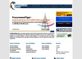 certificatetiger.com