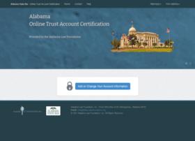 certification.alabamalawfoundation.org