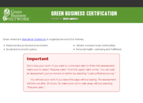 certification.greenamerica.org