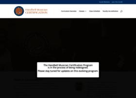 certification.handbellmusicians.org