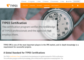 certification.typo3.org