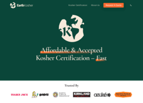 certified.earthkosher.com