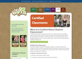 certified.natureexplore.org