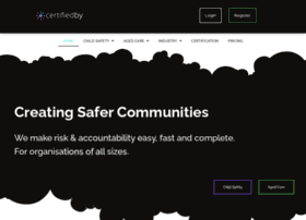 certifiedby.com