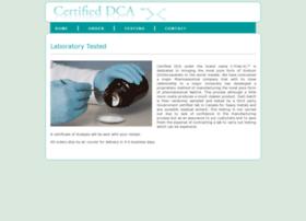 certifieddca.com
