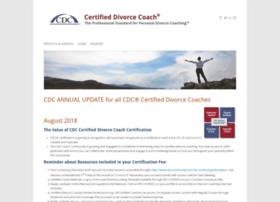 certifieddivorcecoach.coachesconsole.com