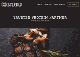 certifiedmeatproducts.com