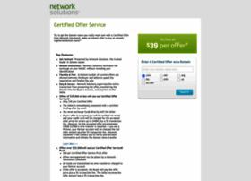 certifiedofferservice.com