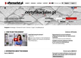 certyfikacjaiso.pl