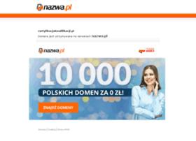 certyfikacjakwalifikacji.pl